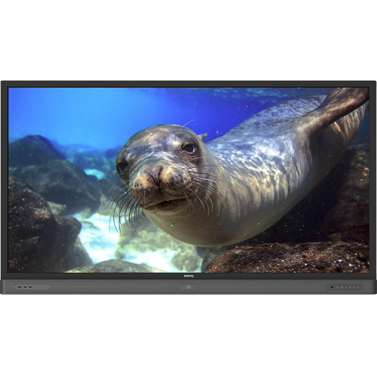 "BenQ RP860K 86"" LCD Touchscreen Monitor - 16:9 - 8 ms_subImage_1"
