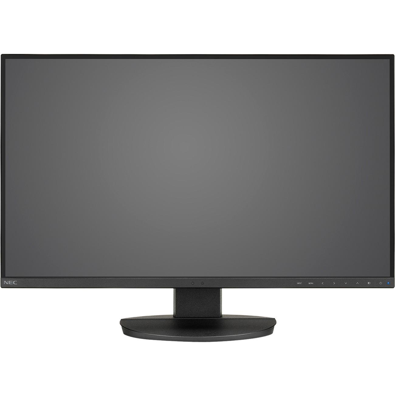 "NEC Display MultiSync EA271U-BK 27"" 4K UHD WLED LCD Monitor - 16:9_subImage_1"