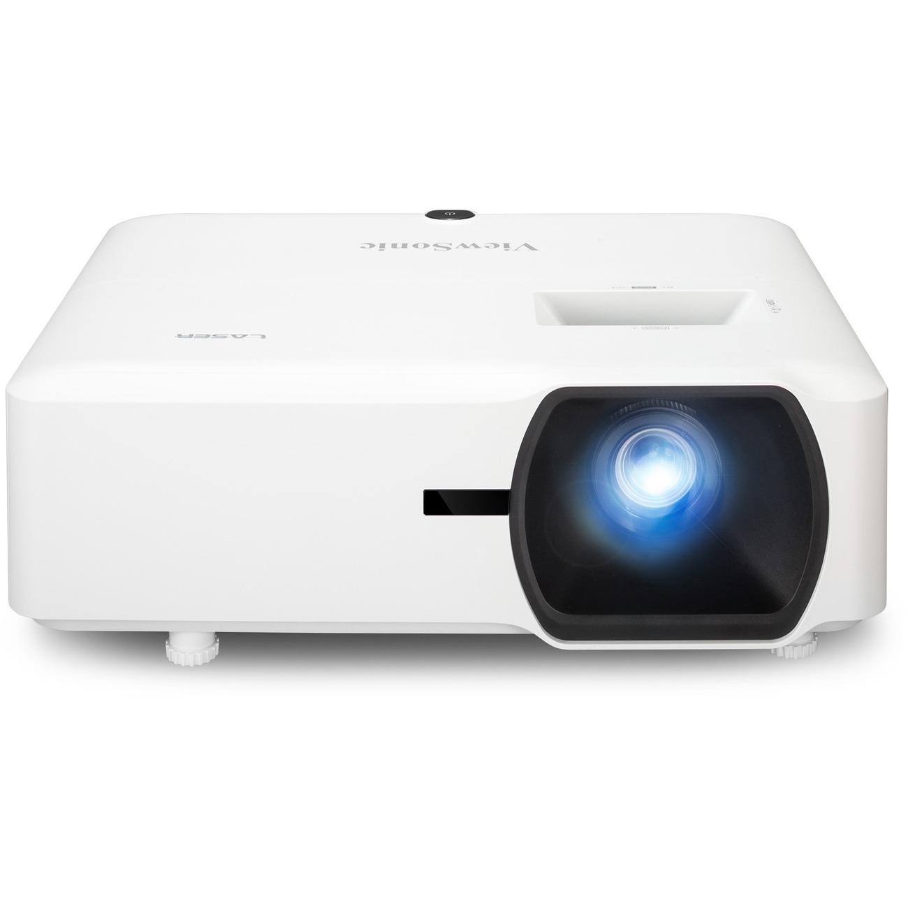 Viewsonic LS750WU 3D Ready DLP Projector - 16:10_subImage_1