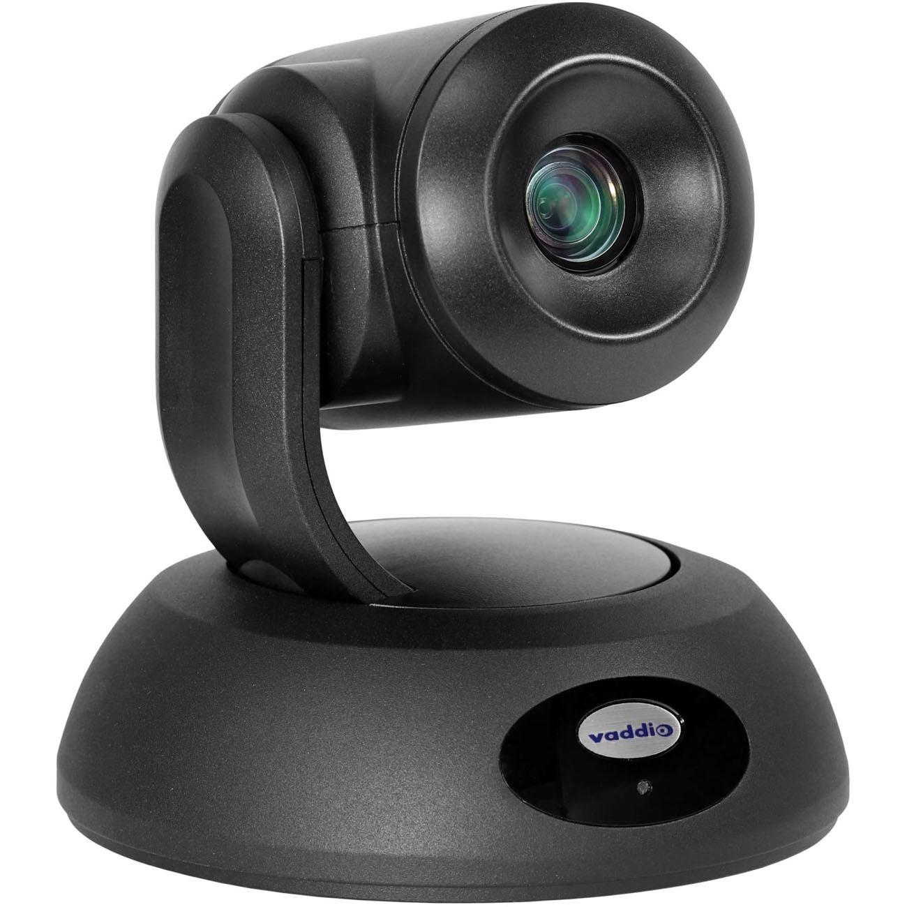 Vaddio RoboSHOT Elite Video Conferencing Camera - 8.5 Megapixel - 60 fps - Black - USB 3.0 - 1 Pack(s)_subImage_1
