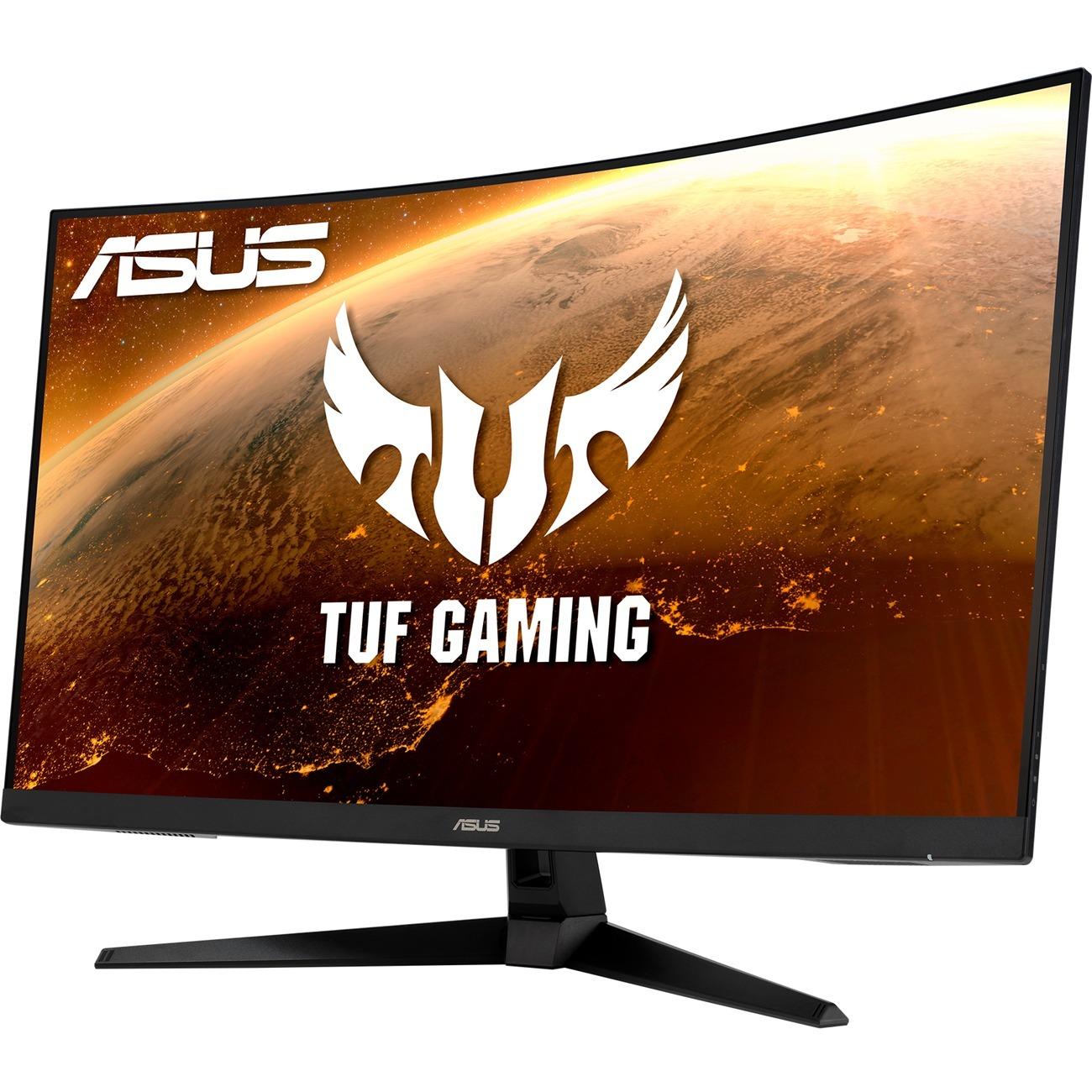 "TUF VG328H1B 31.5"" Full HD Curved Screen Gaming LCD Monitor - 16:9_subImage_1"