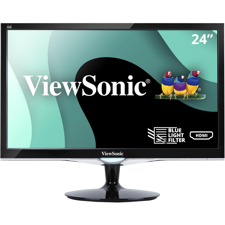 "Viewsonic VX2452mh 24"" Full HD LED LCD Monitor - 16:9_subImage_1"