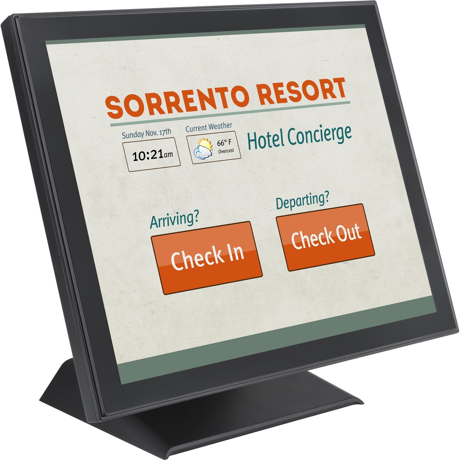 """Planar PT1945P 19"""" LCD Touchscreen Monitor - 5:4 - 5 ms_subImage_1"""