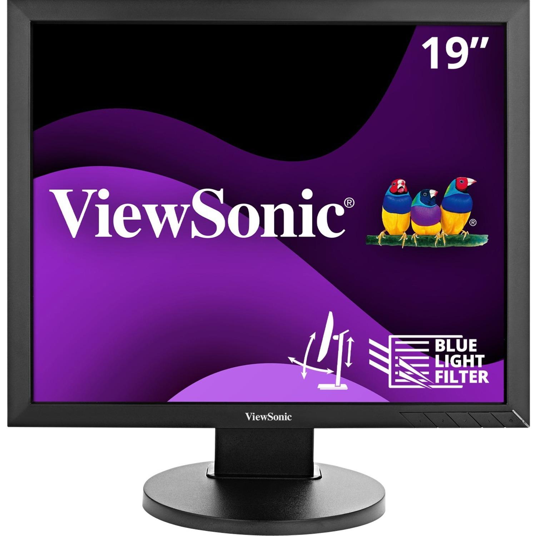 """Viewsonic VG939Sm 19"""" SXGA LED LCD Monitor - 5:4 - Black_subImage_1"""