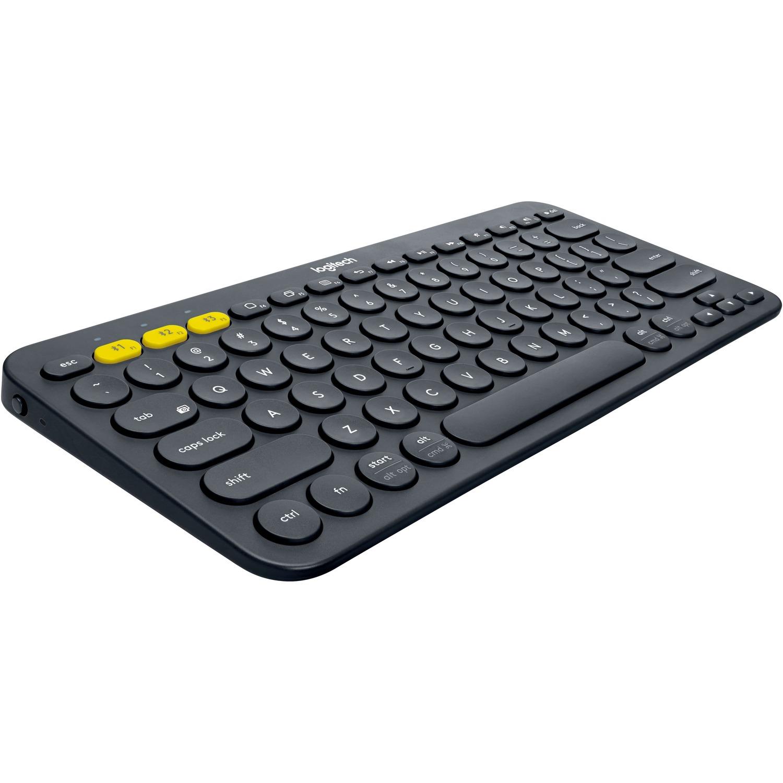 Logitech K380 Keyboard Wireless Connectivity Bluetooth