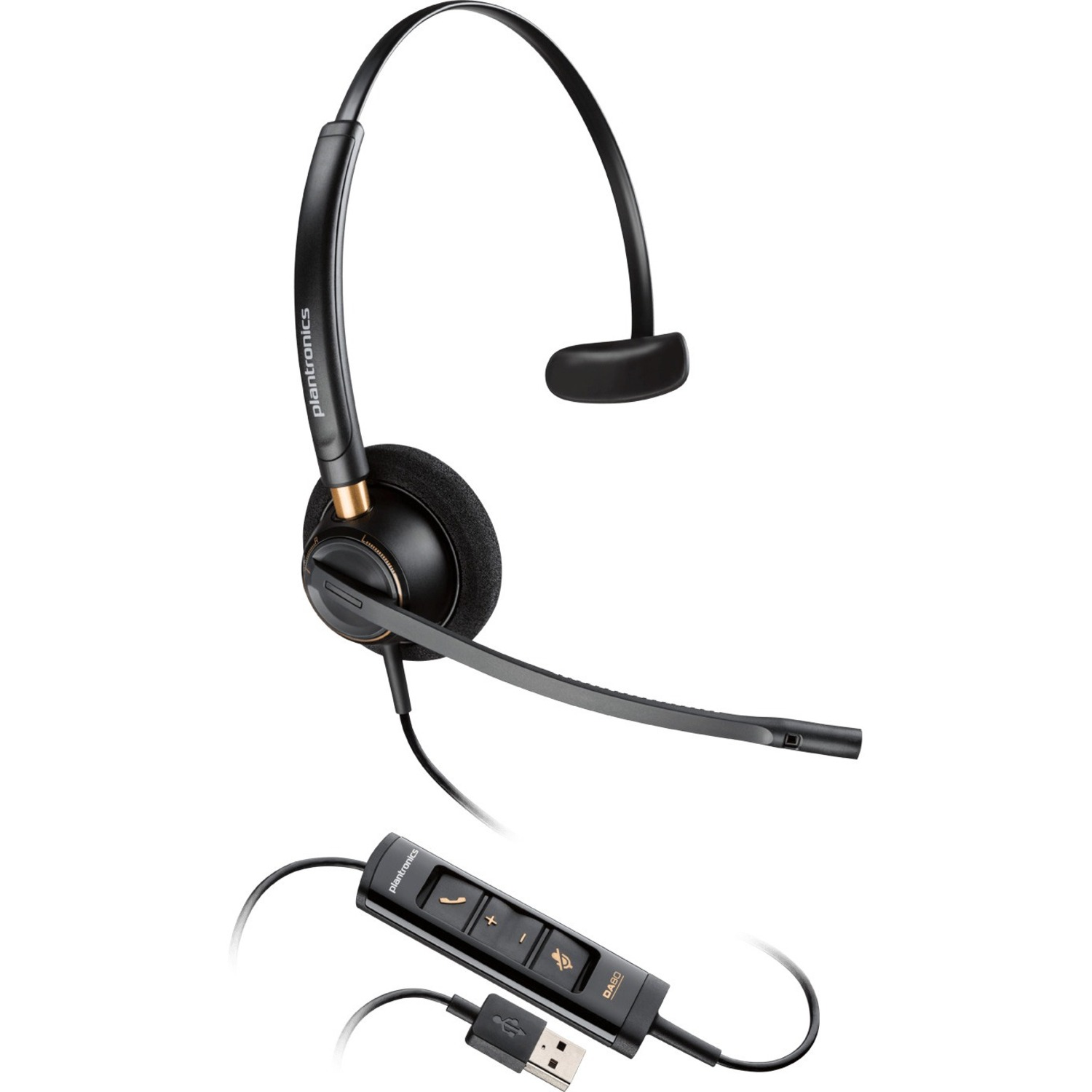 Plantronics Corded Headset with USB Connection_subImage_1