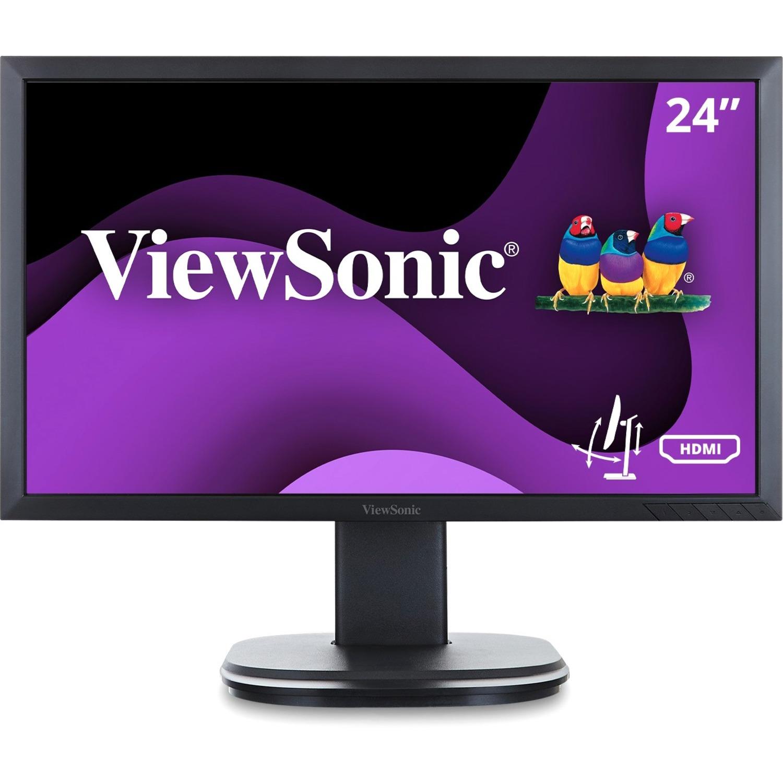 "Viewsonic VG2449 24"" Full HD LED LCD Monitor - 16:9 - Black_subImage_1"