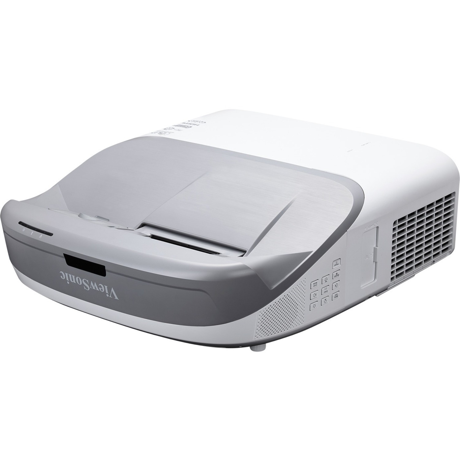 Viewsonic PS750W 3D Ready Ultra Short Throw DLP Projector - 16:10_subImage_1