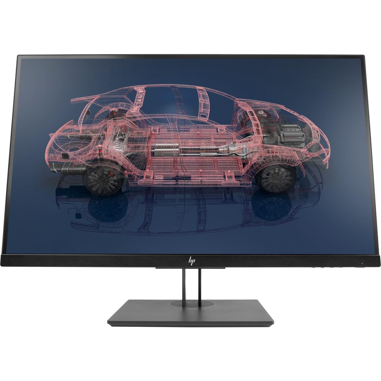 "HP Business Z27n G2 27"" WQHD LED LCD Monitor - 16:9 - Black_subImage_1"