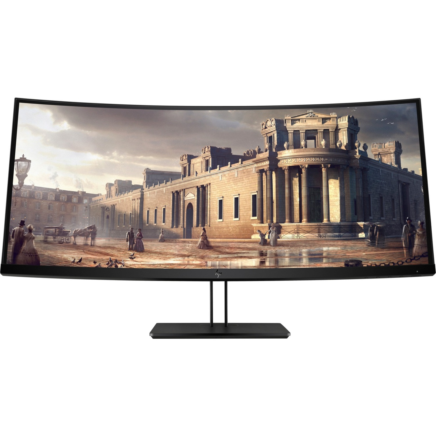 """HP Business Z38c 37.5"""" WLED Curved Display LCD Monitor - 21:9 - 5ms_subImage_1"""