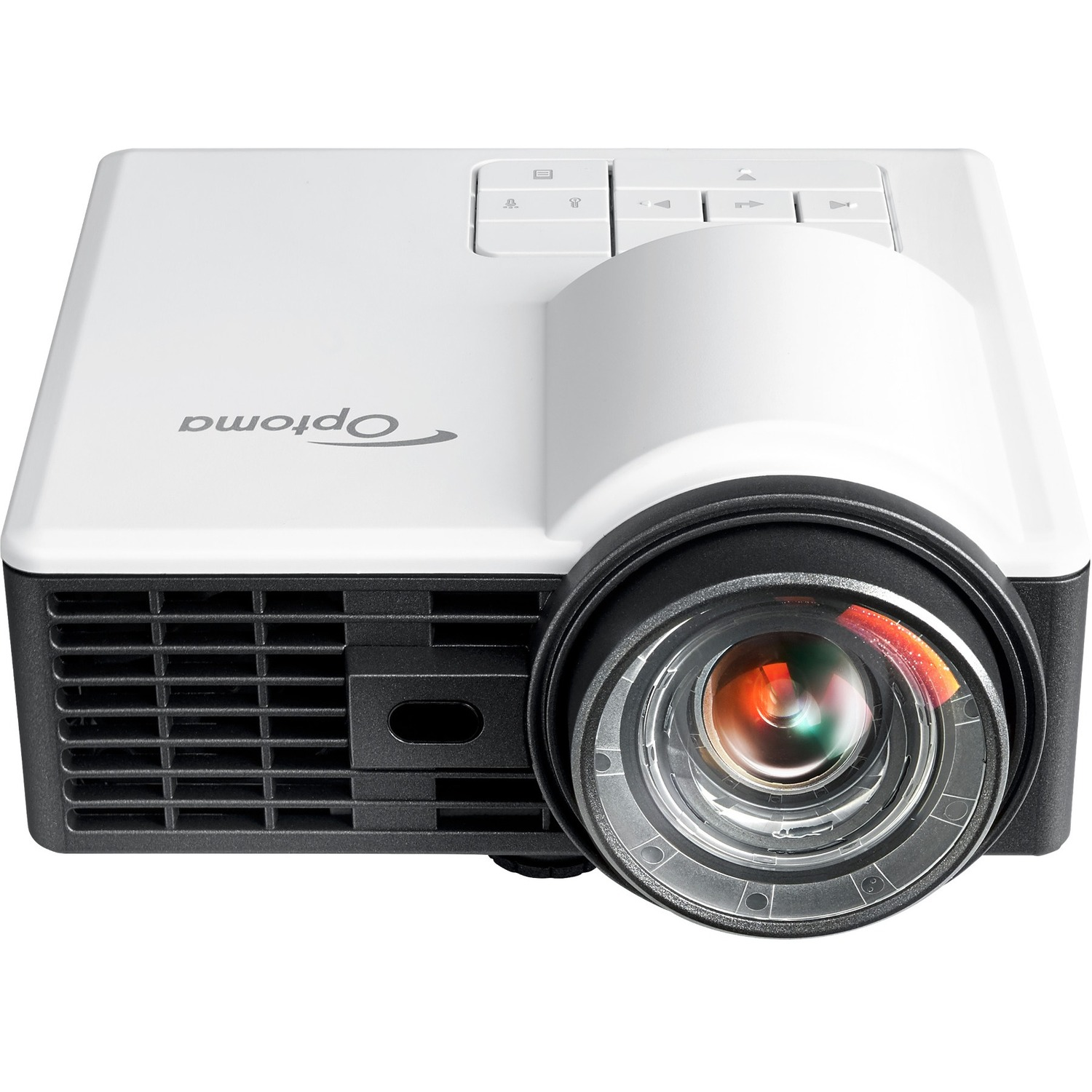 Optoma ML1050ST+ 3D Ready Short Throw DLP Projector - 16:10_subImage_1