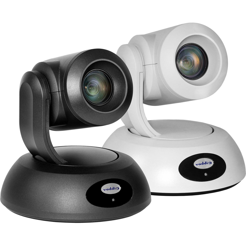 Vaddio RoboSHOT Video Conferencing Camera - 60 fps - White_subImage_1