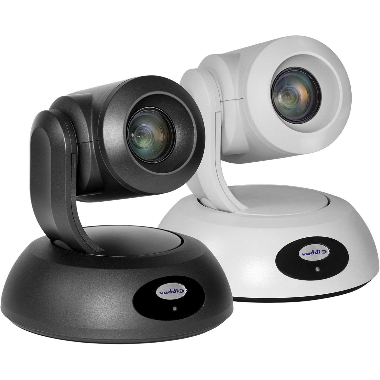 Vaddio RoboSHOT Video Conferencing Camera - 60 fps - Black_subImage_1