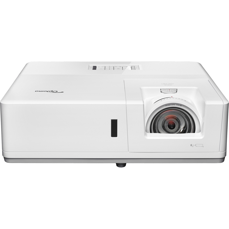 Optoma ProScene ZU606TST-W 3D Ready Short Throw DLP Projector - 16:10 - White_subImage_1