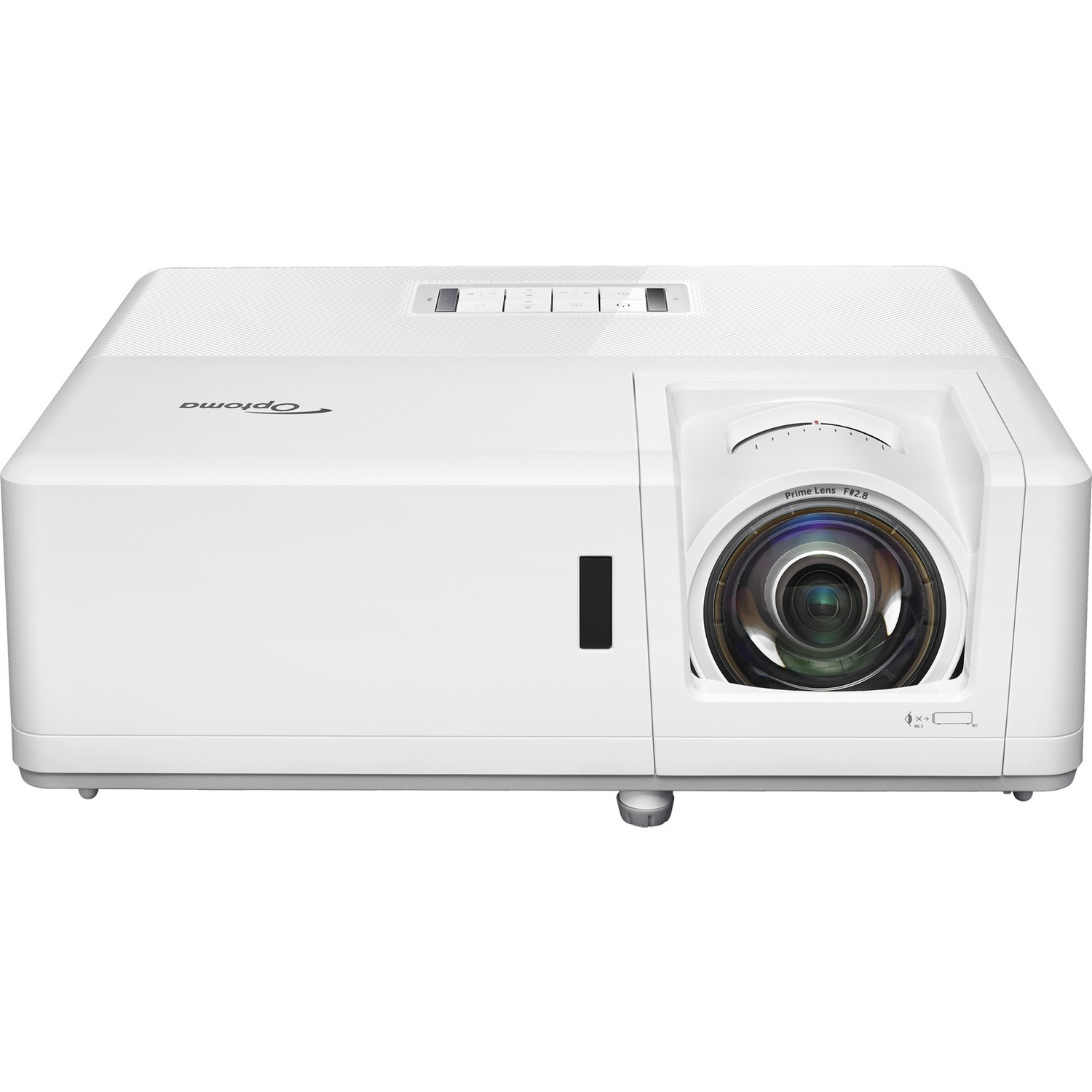Optoma ZH406ST 3D Short Throw DLP Projector - 16:9_subImage_1