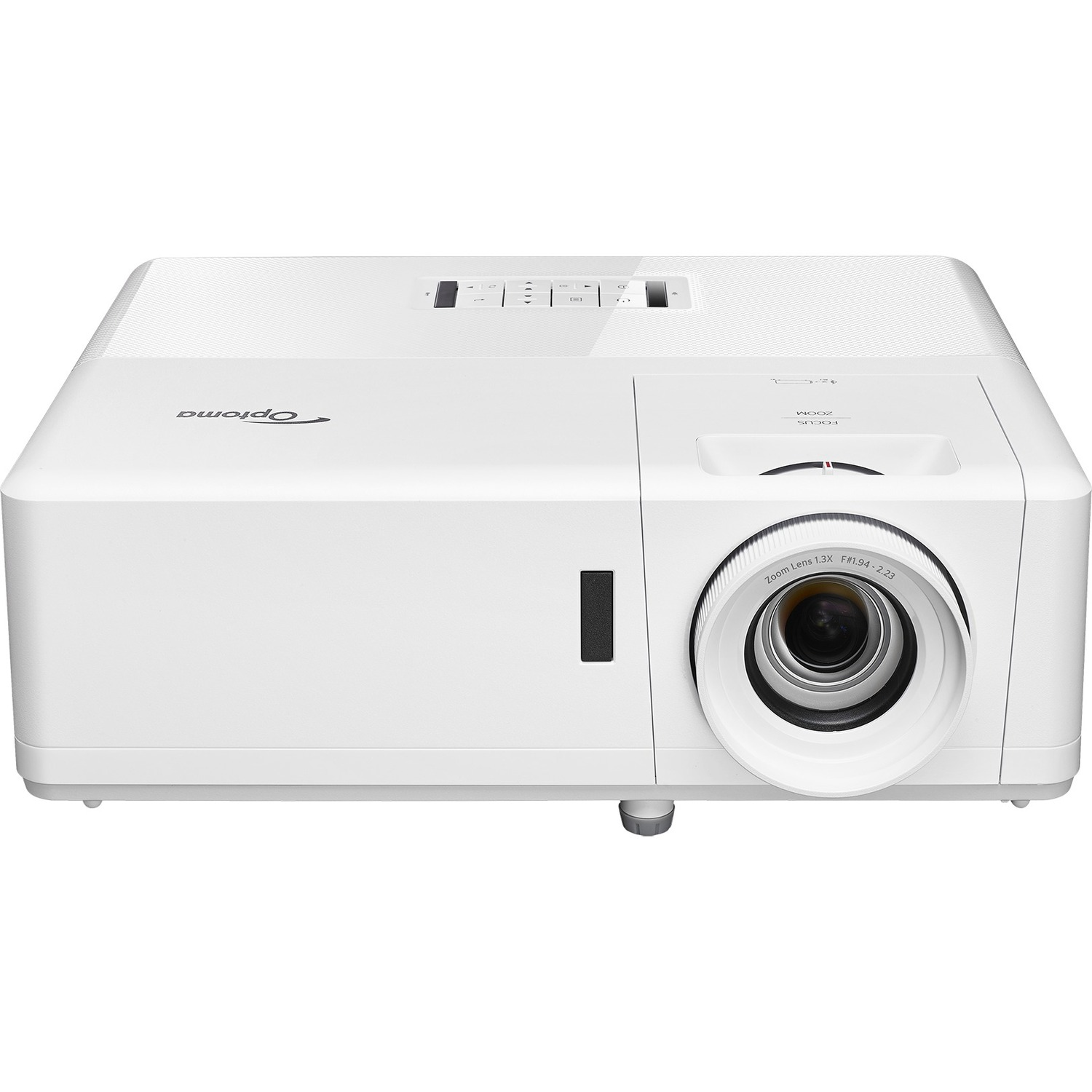 Optoma ZH403 3D Ready DLP Projector - 16:9 - White_subImage_1