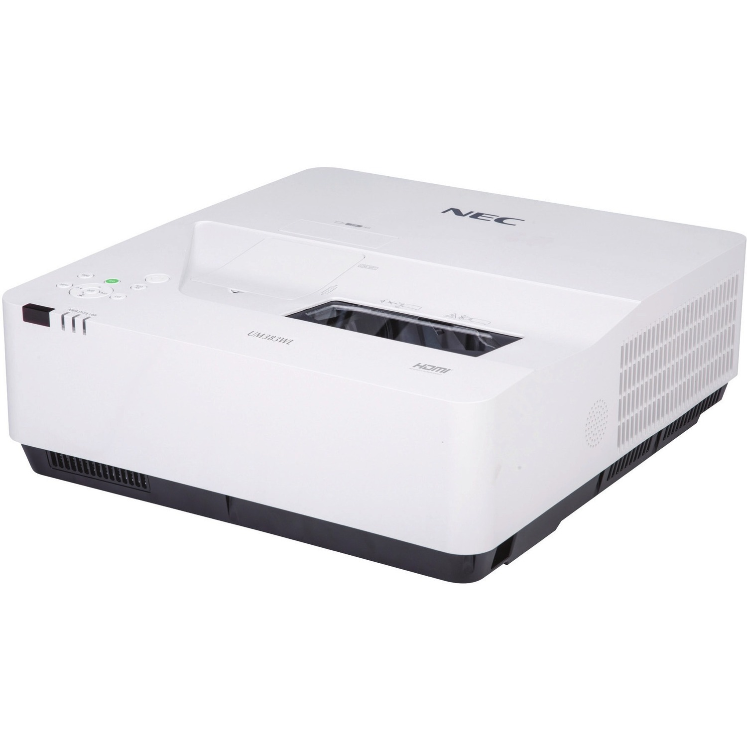 NEC Display NP-UM383WL-WK Ultra Short Throw LCD Projector - 16:10_subImage_1