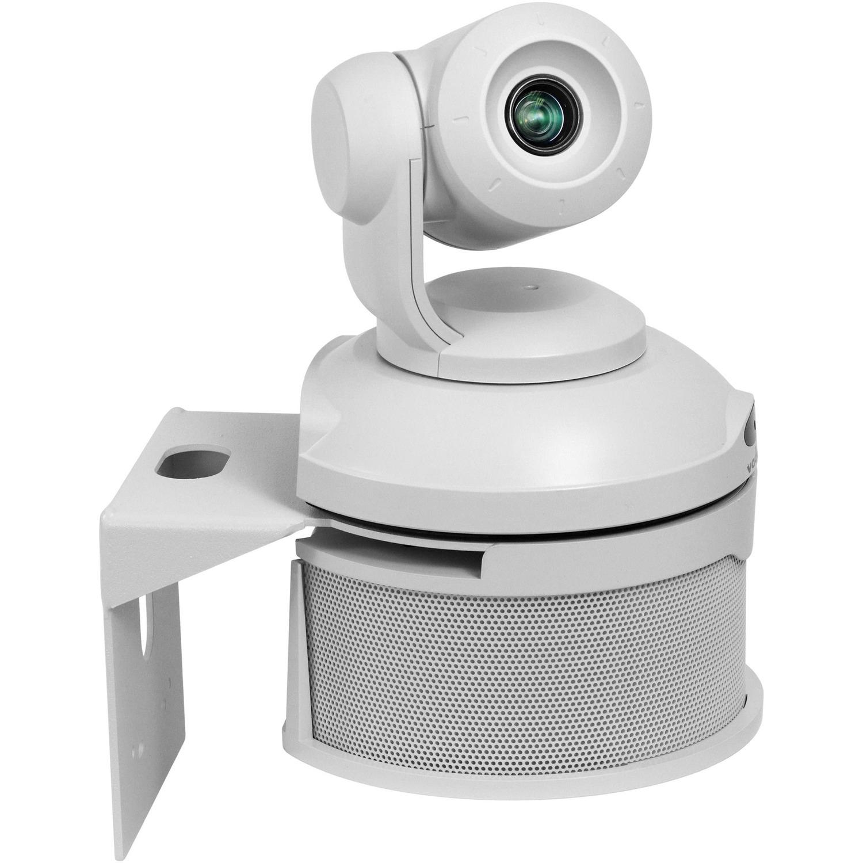 Vaddio ConferenceSHOT AV Video Conferencing Camera - 2.1 Megapixel - 60 fps - White - USB 3.0_subImage_1