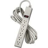 Fellowes 6 Outlet Power Strip with 15' Cord