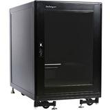 StarTech.com 15U Rack Enclosure Server Cabinet - 27.6 in. Deep - Built-in Fans - 19 15U Internal (2636CABINET)