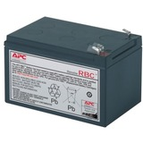 APC Replacement Battery Cartridge #4 - Maintenance-free Lead Acid Hot-swappable (RBC4)