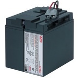 APC Replacement Battery Cartridge #7 - Maintenance-free Lead Acid Hot-swappable (RBC7)