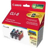 Canon CLI-8 Tri-color Ink Cartridge