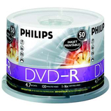 Philips 16x DVD-R Media