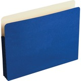 Acco/Wilson Jones 64BL, ColorLife File Pockets, WLJ64BL