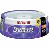Maxell 16x DVD+R Media