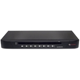 Avocent SwitchView 1000 16-port KVM Switch - 16 x 1 - 16 x HD-15 Keyboard/Mouse/Video - 1U - Rack-mountable (16SV1000-001)