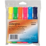 Integra Chisel Desk Liquid Highlighters