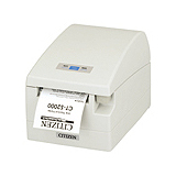 Citizen CT-S2000 Receipt Printer - Monochrome - 220 mm/s Mono - 203 x 203 dpi - USB, Parallel