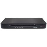 Avocent SwitchView 1000 4-port KVM Switch - 4 x 1 - 4 x HD-15 Keyboard/Mouse/Video - 1U - Rack-mountable (4SV1000BND1-001)