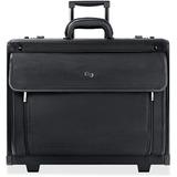 Solo US Luggage Rolling Polyvinyl Laptop Catalog Case