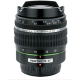 Pentax smc P-DA Fish-Eye 10-17mm F3.5-4.5 ED (IF) Zoom Lens | SDC-Photo