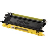 Brother TN110Y Original Toner Cartridge - Laser - 1500 Pages - Yellow - 1 Each (TN110Y)