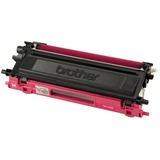Brother TN115M Original Toner Cartridge - Laser - 4000 Pages - Magenta - 1 Each (TN115M)