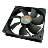 Cooler Master Sleeve Bearing 120mm Silent Fan for Computer Cases, CPU Coolers, and Radiators (Value 4-Pack) - Value 4 (R4-S2S-124K-GP)