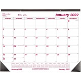 Brownline Professional Monthly Desk/Wall Calendar