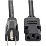 Tripp Lite P007-010 Standard Power Cord | SDC-Photo