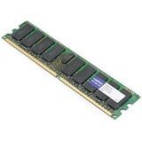 AddOn 1GB DDR2 SDRAM Memory Module - 1GB (1 x 1GB) - 667MHz DDR2-667/PC2-5300 - ECC - DDR2 SDRAM - 240-pin DIMM (27555)