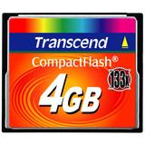 Transcend 4GB CompactFlash Card (133x)