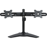 Planar AS2 Black Dual Monitor Stand | SDC-Photo