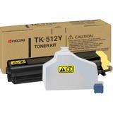 Kyocera Yellow Toner Cartridge