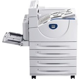 Xerox Phase 5550DT Laser Printer - Monochrome - 50 ppm Mono - 1200 x 1200 dpi - USB, Parallel, Network - Gigabit Ethe (5550/DT)