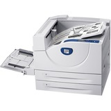 Xerox Phase 5550DN Laser Printer - Monochrome - 50 ppm Mono - 1200 x 1200 dpi - USB, Parallel, Network - Gigabit Ethe (5550/DN)