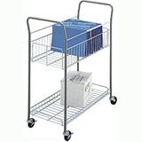 Safco Economy Mail Cart