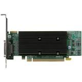 Matrox M9140-E512LAF M9140 Graphic Card - 512 MB DDR2 SDRAM - 1920 x 1200 - OpenGL 2.0 - PC (M9140-E512LAF)
