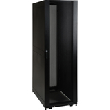 Tripp Lite 45U Rack Enclosure Server Cabinet Doors & Sides 3000lb Capacity - 19IN 45U (SR45UB)